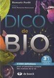 Romaric Forêt - Dico de Bio.