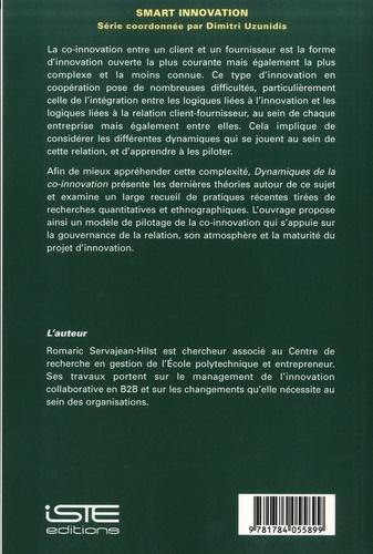 Dynamiques de la co-innovation. Management des interactions client-fournisseur