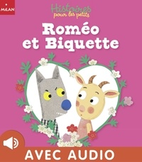 Fabienne Teyssèdre - Roméo et Biquette.