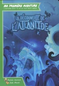 Roméo Hennion et Jade Mosch - La découverte de l'Atlantide.