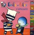 Roméo P. - Emile et Lilou  : Emile et Lilou s'amusent.