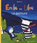 Roméo P. - Emile et Lilou  : La peinture.