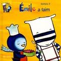 Roméo P. - Emile et Lilou Tome 1 : Emile a faim.