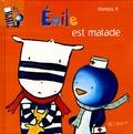 Roméo P. - Emile et Lilou Tome 3 : Emile est malade.