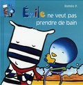 Roméo P. - Emile et Lilou Tome 7 : Emile ne veut pas prendre de bain.