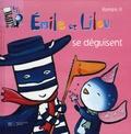 Roméo P. - Emile et Lilou Tome 8 : Emile et Lilou se déguisent.