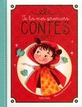 Romi Caron et Claire Chabot - Je lis mes premiers contes - Le Petit Chaperon rouge ; Le vilain petit canard ; Jack et le haricot magique ; Les trois petits cochons.