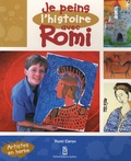 Romi Caron - Je peins l'histoire avec Romi.