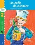 Romi Caron et Béatrice M. Richet - Souris verte  : Un drôle de cuisinier - version enrichie.