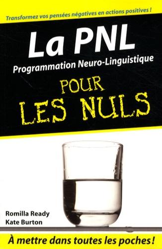 La PNL (programmation neuro-linguistique) pour les Nuls