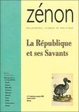 Romillat - République et ses savants - Tome 2 : Zénon.