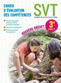 Téléchargez des manuels en ligne gratuitement en pdf SVT 3e  - Cahier d'évaluation des compétences
