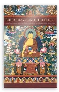 Romio Shrestha - Bouddhas de la galerie céleste.