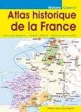 Romuald Belzacq et Frédéric Miotto - Atlas historique de la France.