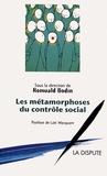 Romuald Bodin - Les métamorphoses du contrôle social.