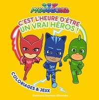 Romuald - C'est l'heure d'être un vrai héros ! - Coloriages et jeux.