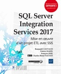 Romuald Coutaud et Patrice Harel - SQL server integration services 2017.