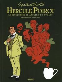 Romuald Gleyse et Jean-François Vivier - Hercule Poirot - La mystérieuse affaire de styles.