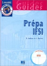 Romuald Jankow et Colette Barrios - Prépa IFSI.
