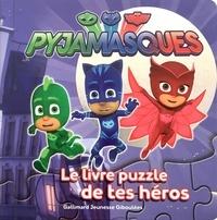Romuald - Le livre puzzle de tes héros.