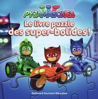 Romuald - Le livre puzzle des super bolides !.