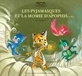 Romuald - Les Pyjamasques et la momie d'Apophis Tome 2 : .