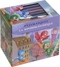 Romuald - Les Pyjamasques  : La minibibliothèque - Coffret en 6 volumes.