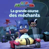 Romuald - Les Pyjamasques (série TV)  : La grande course des méchants.