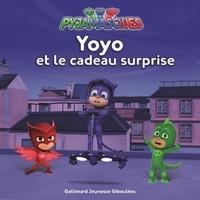 Romuald et Antonin Poirée - Les Pyjamasques (série TV) Tome 11 : Yoyo et le cadeau surprise.