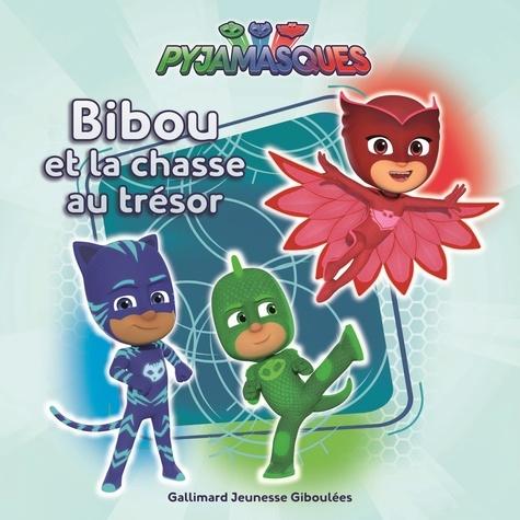Romuald - Les Pyjamasques (série TV) Tome 17 : Bibou et la chasse aux trésors - Avec des cartes à collectionner offertes.