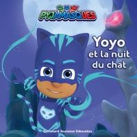 Romuald - Les Pyjamasques (série TV) Tome 20 : Yoyo et la Nuit du Chat.