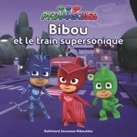 Romuald et Mathilde Maraninchi - Les Pyjamasques (série TV) Tome 6 : Bibou et le train supersonique.