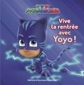 Romuald et Mathilde Maraninchi - Les Pyjamasques (série TV)  : Vive la rentrée avec Yoyo!.