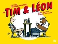 Romuald Reutimann et André Kuenzy - Tim & Léon Tomes 1 et 2 : Tim & Léon ; Tim & Léon détectives.