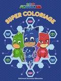 Romuald - Super coloriage Pyjamasques.