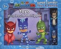 Romuald - Yoyo et la boule de flipper - Super coffret Yoyo et Roméo.