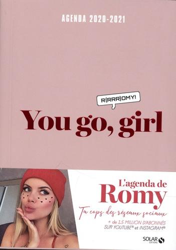 Romy Agenda. You go, girl  Edition 2020-2021