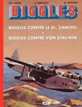 Ron Embleton et Mike Western - Biggles Héritage Tome 1 : Biggles contre le Dr Zanchu ; Biggles contre Von Stalhein.