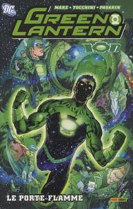 Ron Marz et Greg Tocchini - Green Lantern Tome 1 : Le porte-flamme.