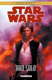 Ron Marz et Jeff Johnson - Star Wars icones Tome 1 : Han Solo.