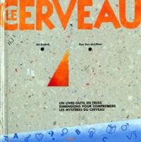 Ron Van Der Meer et A-D Dudink - Le cerveau - Un livre-outil en trois dimensions pour comprendre les mystères du cerveau.