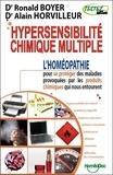 Ronald Boyer et Alain Horvilleur - Hypersensibilité chimique multiple.
