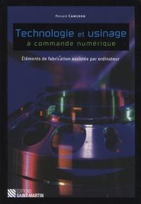 Rhonealpesinfo.fr Technologie et usinage à commande numérique - Eléments de fabrications assistée par ordinateur Image
