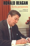 Ronald Reagan - .