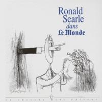 "Ronald Searle - Ronald Searle dans ""Le Monde""."