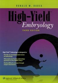 Ronald-W Dudek - High-Yield Embryology.