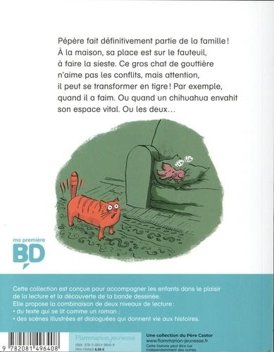 Pépère le chat Tome 3 Une vie de chat