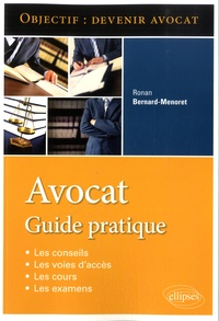 Ronan Bernard-Menoret - Avocat - Guide pratique.