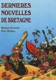 Ronan Courtin et Eric Nedjar - Dernières nouvelles de Bretagne.