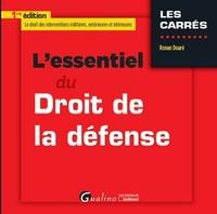 L'essentiel du Droit de la défense - Ronan Doaré |
